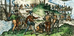 Colonización Española
