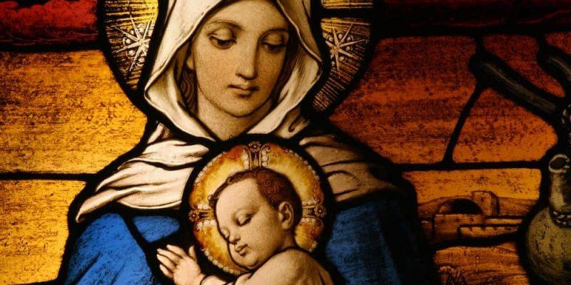 cristianismo creencias virgen maria