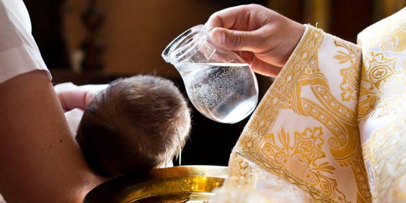 cristianismo ritos bautismo