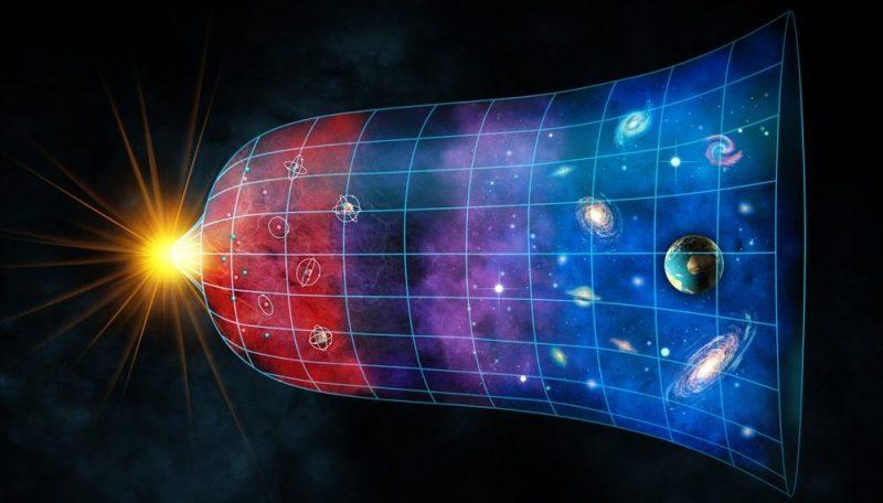 origen del universo teoria del big bang