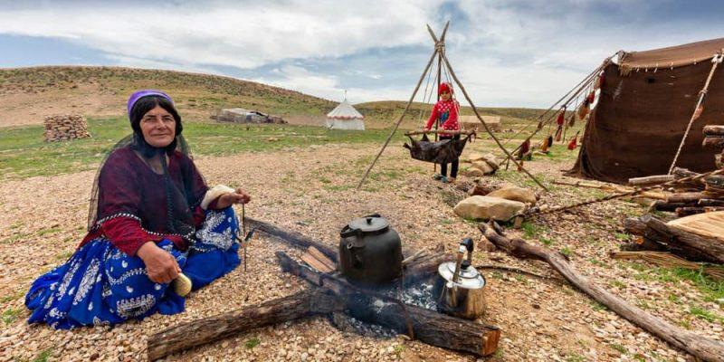 pueblos nomadas y sedentarios diferencias