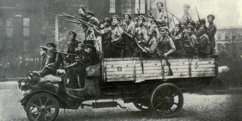 guerra fria antecedentes revolucion rusa