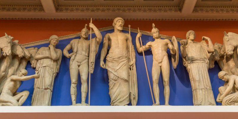politeismo mitologia griega