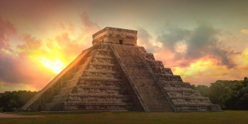 culturas mesoamericanas maya chichen itza