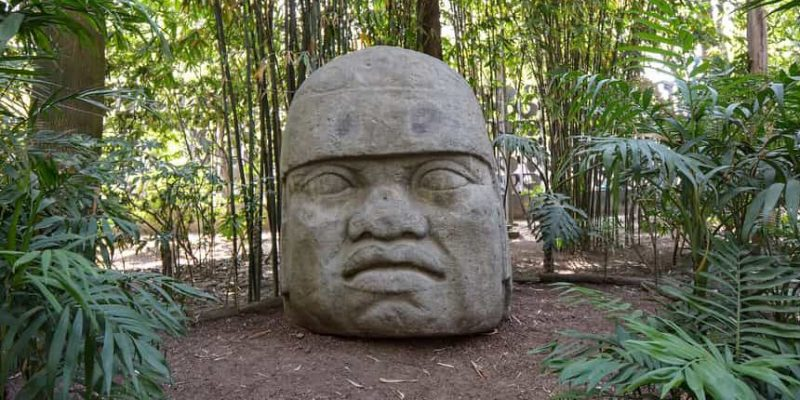 culturas mesoamericanas olmeca