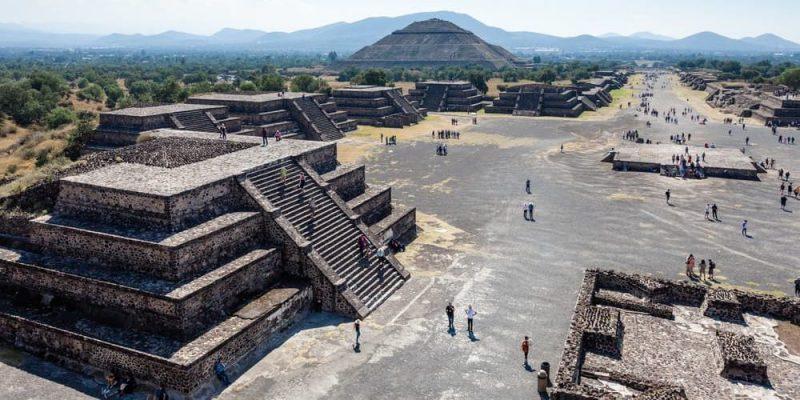 culturas mesoamericanas teotihuacan