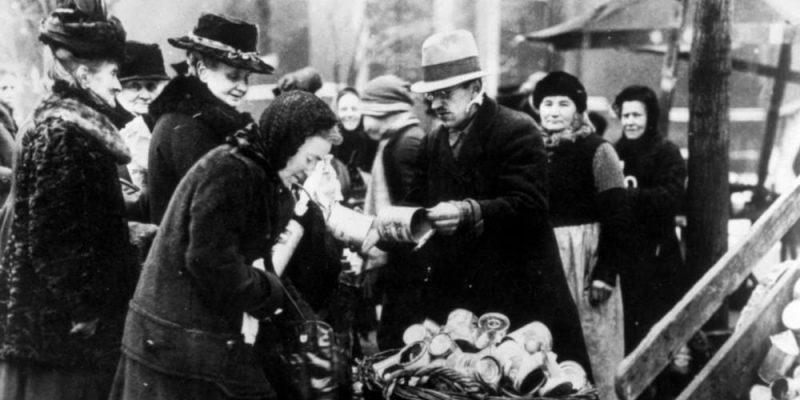 ciclo economico crisis ejemplos alemania 1923