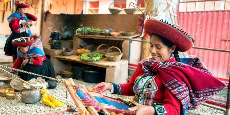 etnia quechua