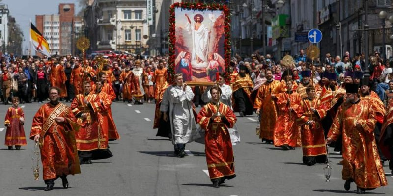 semana santa domingo de resurreccion pascua