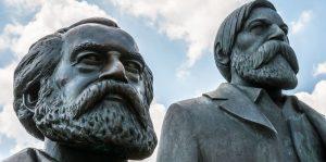 materialismo historico marx engels