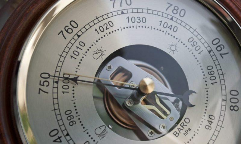 presion atmosferica barometro como se mide