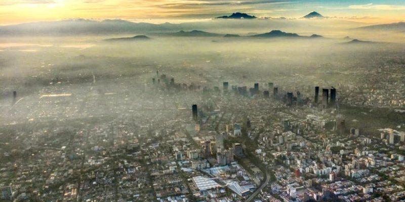 contaminacion ambiental ciudad de mexico