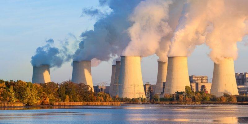 contaminacion termica ejemplos