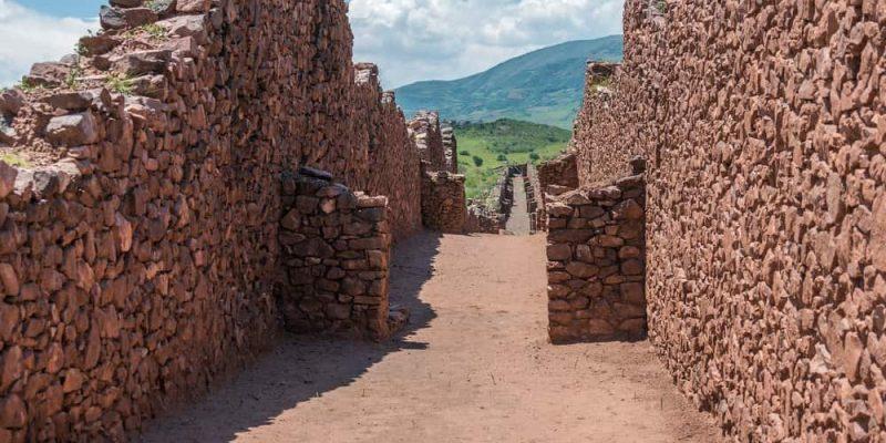 culturas andinas wari