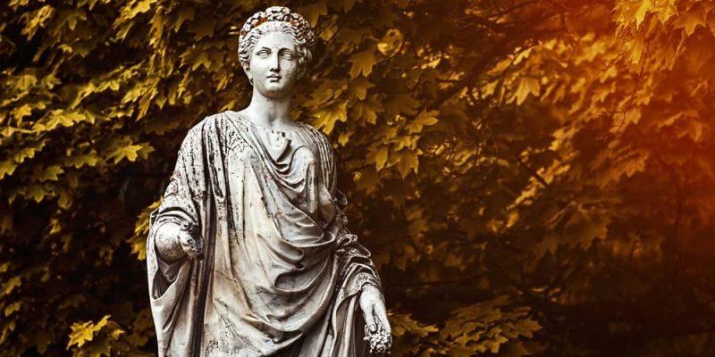 diosas antigua grecia