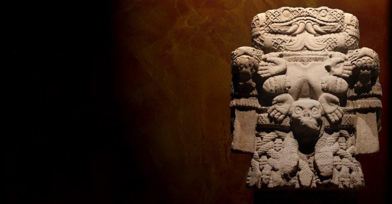 dioses aztecas Coatlicue