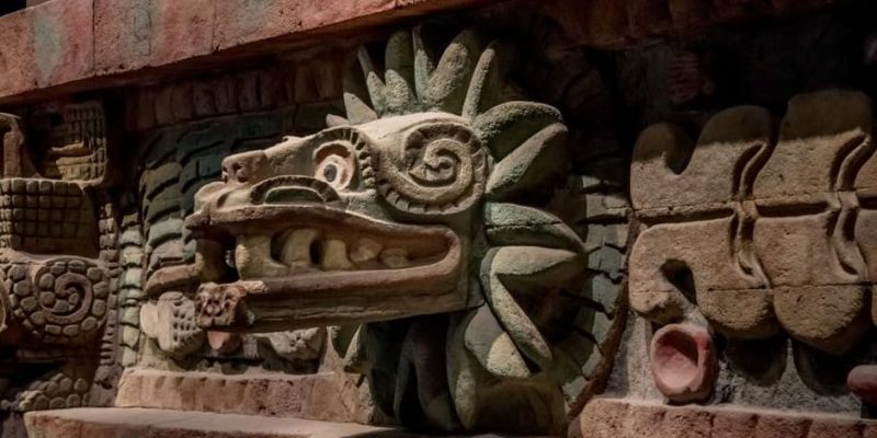 dioses aztecas quetzalcoatl