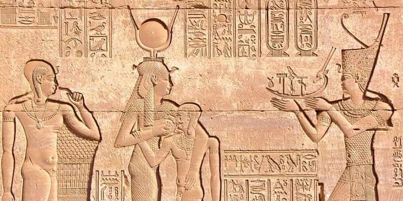 dioses del antiguo egipto hathor