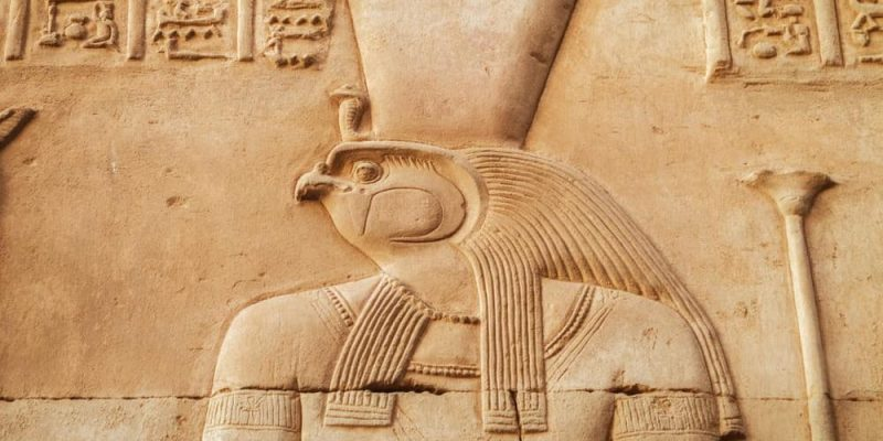 dioses del antiguo egipto horus