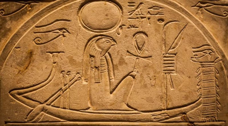 dioses del antiguo egipto ra