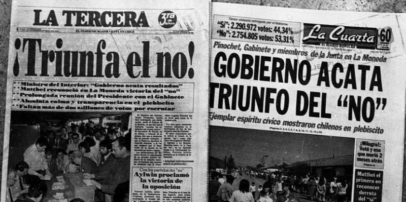 participacion ciudadana ejemplos chile 1988