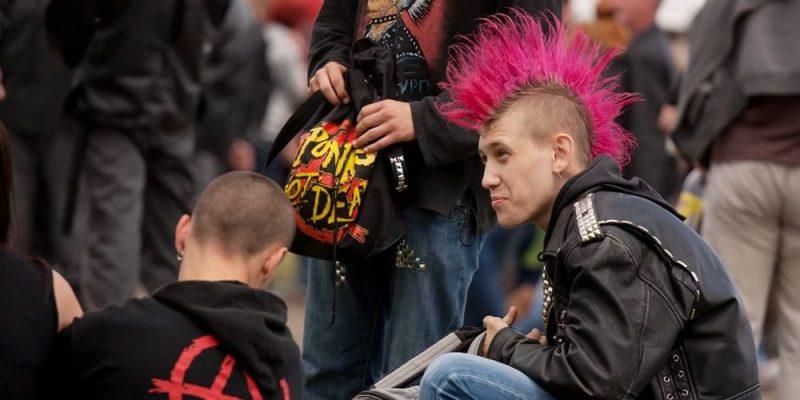 tribus urbanas punk