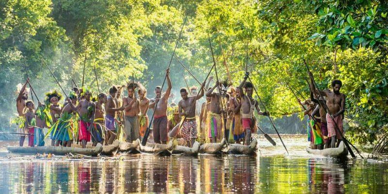 diversidad linguistica papua nueva guinea