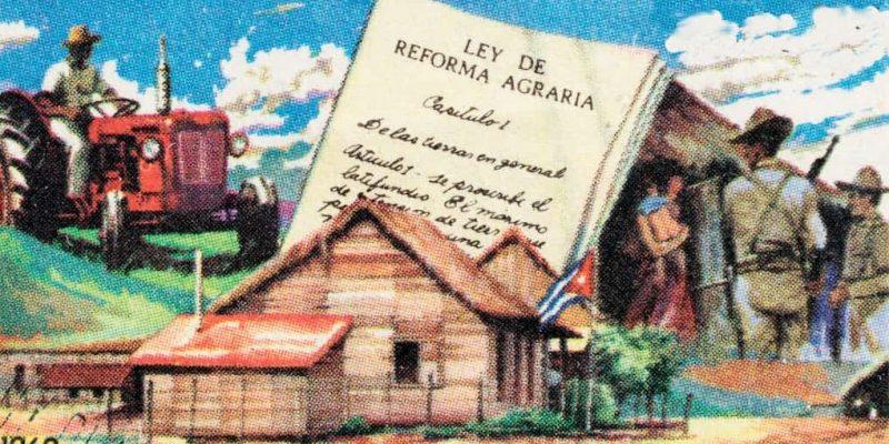 reforma agraria economia historia