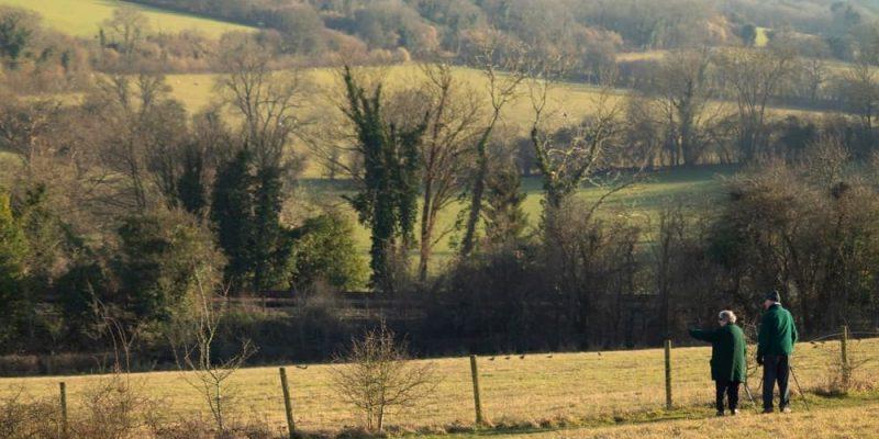 zona urbana y rural campo