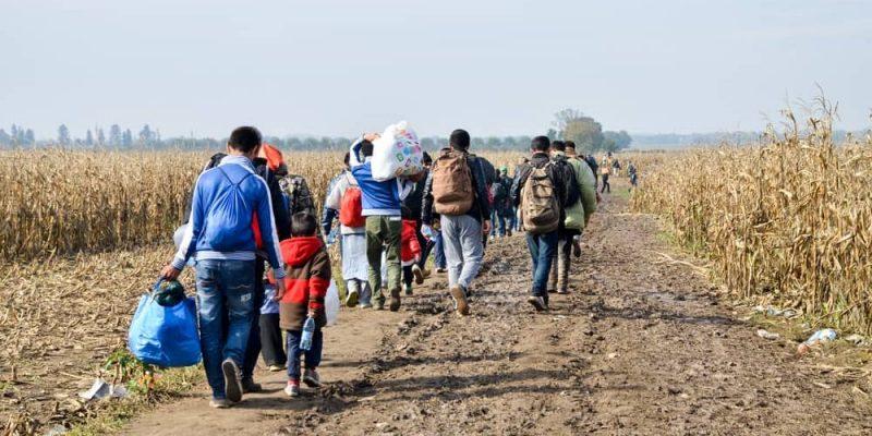 Migración emigración inmigración