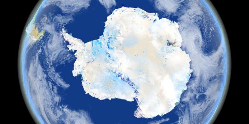 regiones continentales antartida